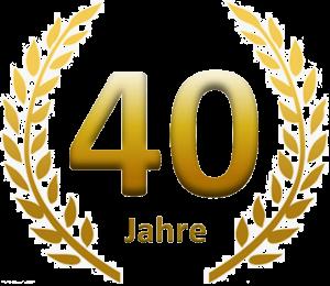 40-Jahre